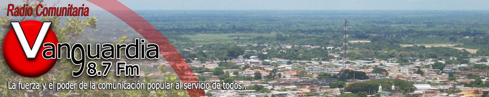 Radio Vanguardia 98.7 FM