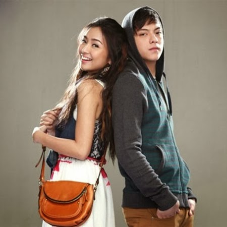 Kathryn Bernardo and Daniel Padilla Topbill She's Dating the Gangster Movie