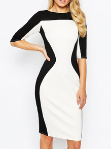 www.shein.com/White-Half-Sleeve-Color-Block-Dress-p-234571-cat-1727.html?aff_id=2525