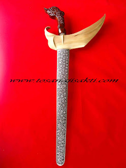 Keris Pamor kulit Semangka