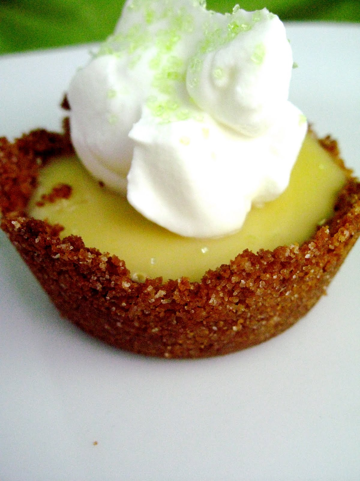 Key Lime Pies - Your Cup of Cake