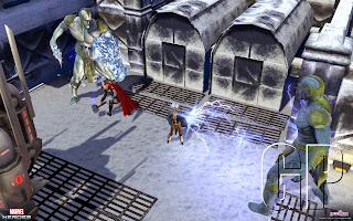 marvel heroes screen 1 Marvel Heroes (PC)   Game Update 2.0 Asgard Screenshots