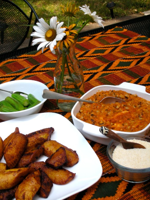 Betumiblog recipe 85 ghana 39 s famous red red for African american cuisine