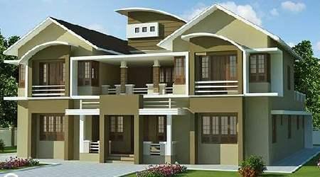 Desain Rumah Mewah Elegan