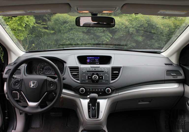 High Quality 2012 Honda CR V EX AWD Review Interior Dashboard