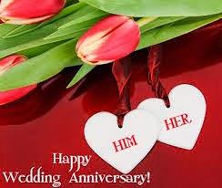 SMS pour un bon anniversaire de mariage