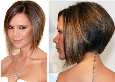 this chin length bob hairstyles design is a slightly smooth