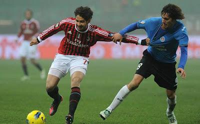 AC Milan 2 - 1 Novara (3)
