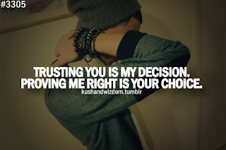 Quotes About Love And Trust Tumblr : Tumblr Quotes About Trust