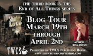 Shadows Have Gone Tour & Giveaway
