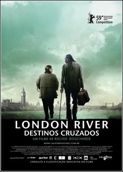 Download - London River - Destinos Cruzados DVDRip - AVI - Dual Áudio