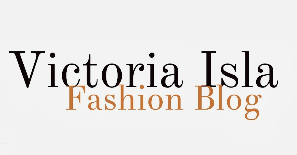VICTORIA ISLA fashion blog