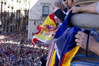 independencia, independentismo, catalunya, cataluña, barcelona, la mercé