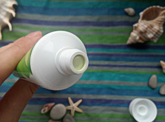 LR Aloe Vera Зубная паста-гель для чувствительных зубов