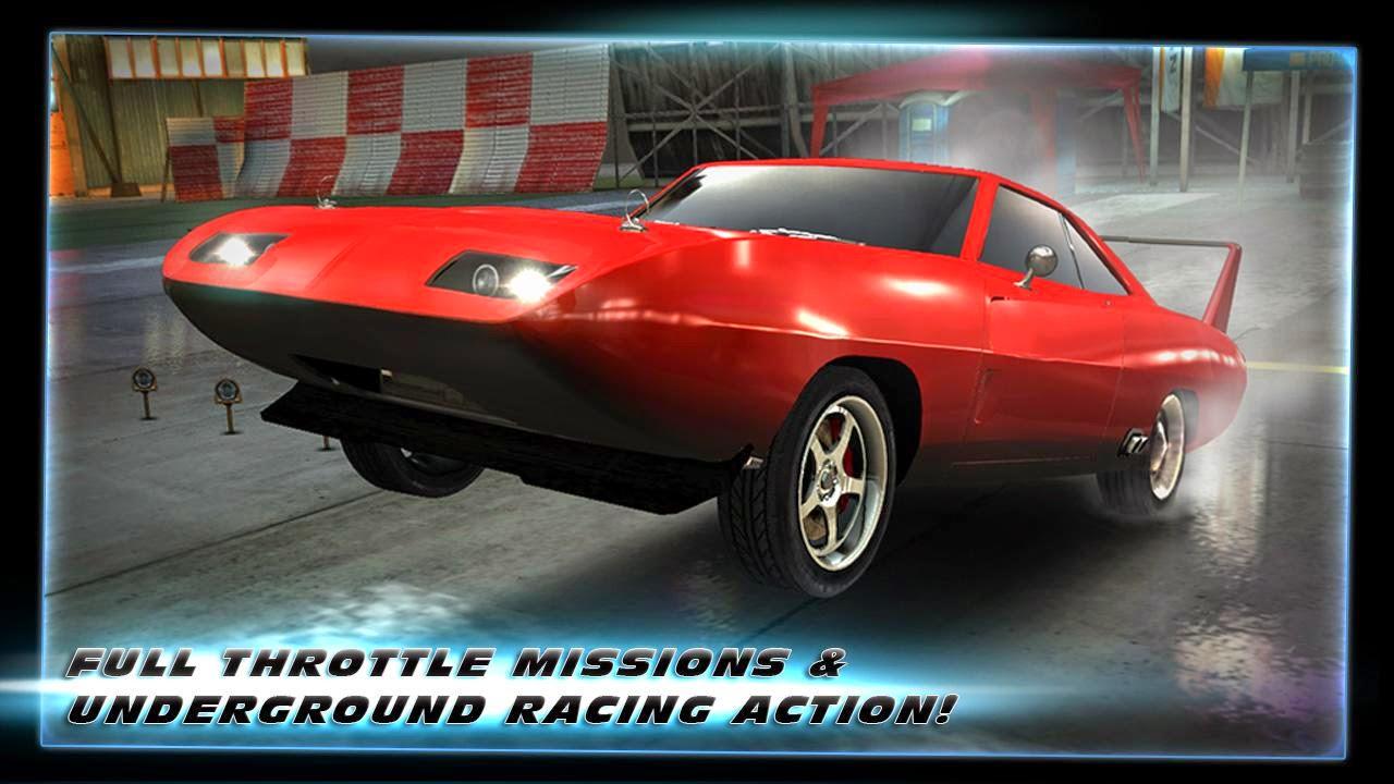 Fast & Furious 6: The Game v4.0.0 APK+DATA