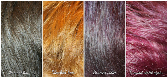 Bleach London Bruised Violet Super Cool Colour