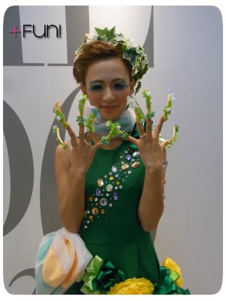 TOKYO NAIL EXPO 2013