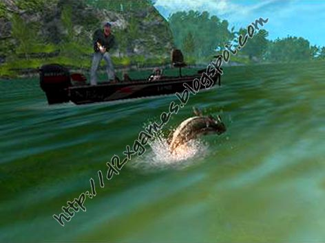 Free Download Games - Rapala Pro Fishing
