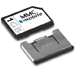 Membuka MMC (Memory) Terkunci