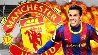 Manchester United dan Pedro Capai Kesepakatan Transfer