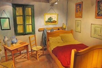 Tribarte geometria e o quarto de van gogh como fonte de - Description d une chambre en anglais ...