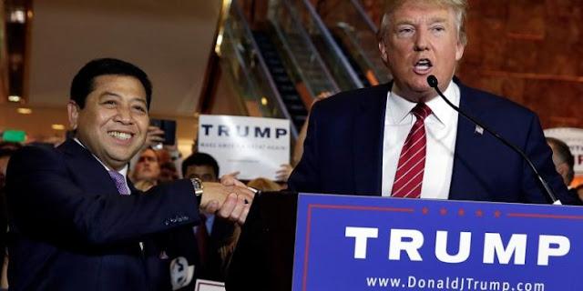 Setya Novanto Pakai Arloji Miliaran Rupiah Saat Bertemu Donald Trump