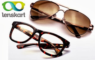 Diwali Offer: Get Flat 25% Discount on Eyeglasses | Sunglasses | Contact Lenses worth Rs.1500 or above at Lenskart