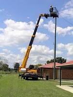 utility pole electrician in Etobicoke