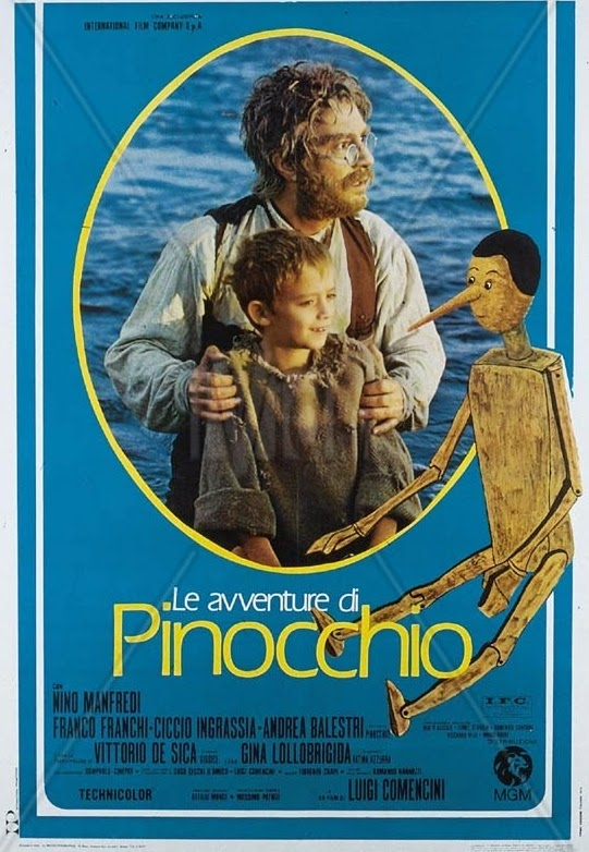 Le avventure di Pinocchio - http://clipcinema.blogspot.it