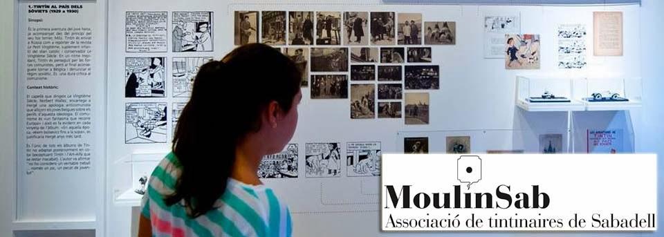 MoulinSab, Associació de Tintinaires de Sabadell