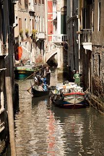 Venecia paseos en gondolas