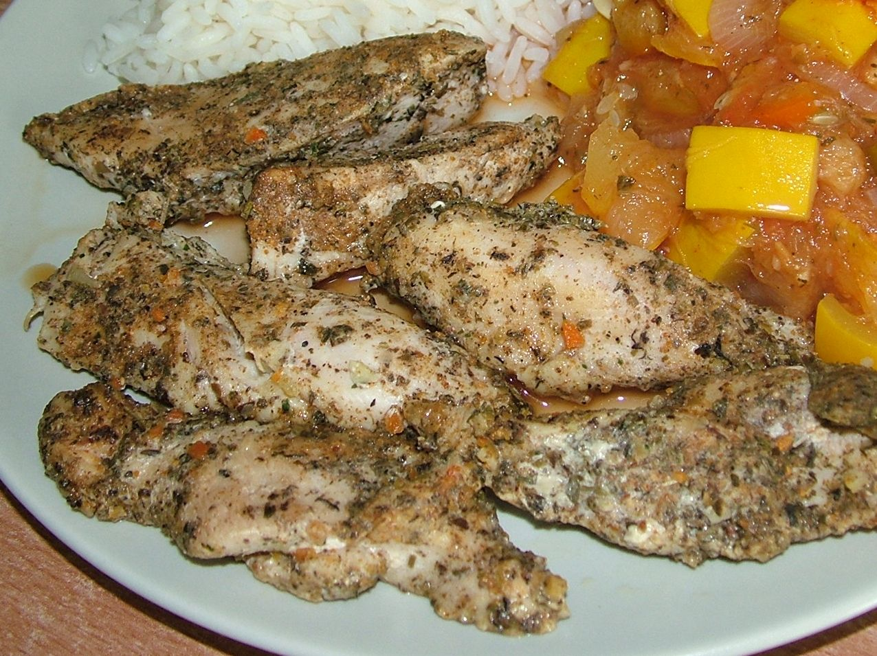 Piersi z kurczaka