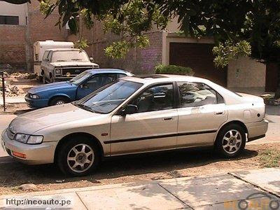 Autos Usados Vendo Honda Accord 1995 Lima Per