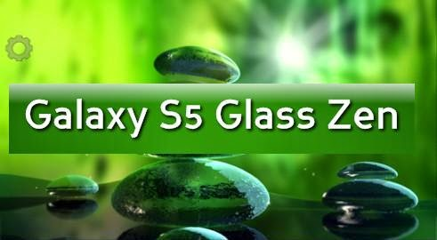 Galaxy Glass S5 Zen Live Wallpaper v1.0.8 Apk Download