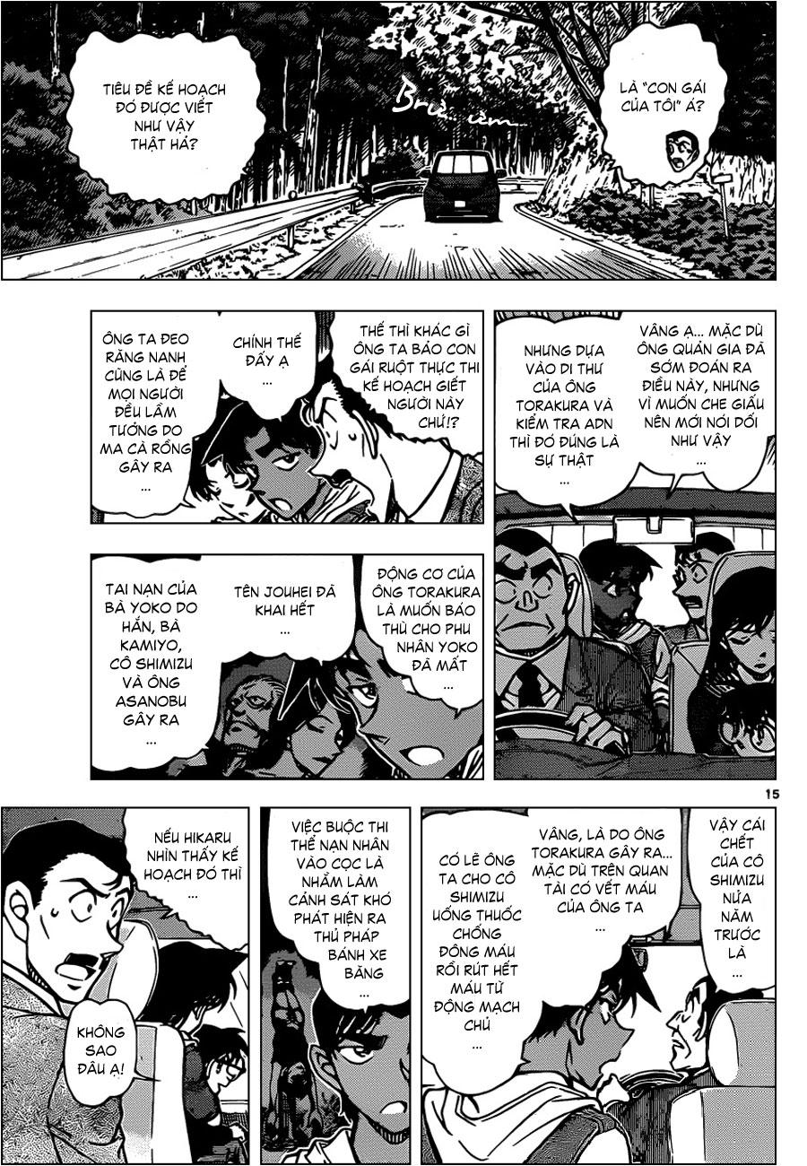 017, Thám tử lừng danh Conan chap 840    NarutoSub