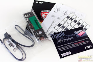 Kelengkapa MSI Gaming B150A PRO