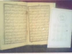kitab mbah syamsuri@silsilah
