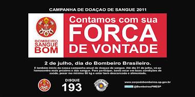 CAMPANHA DE DOAÇÃO DE SANGUE GIASES