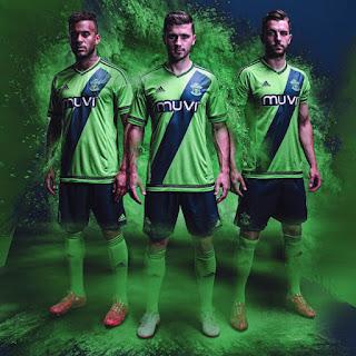 Jersey Southamton away Adidas terbaru musim 2015/2016