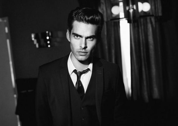 Jon Kortajarena and Sean O'Pry for Zara Fall/Winter 2012-2013