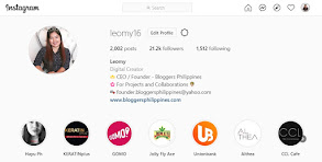 Instagram Account - @leomy16