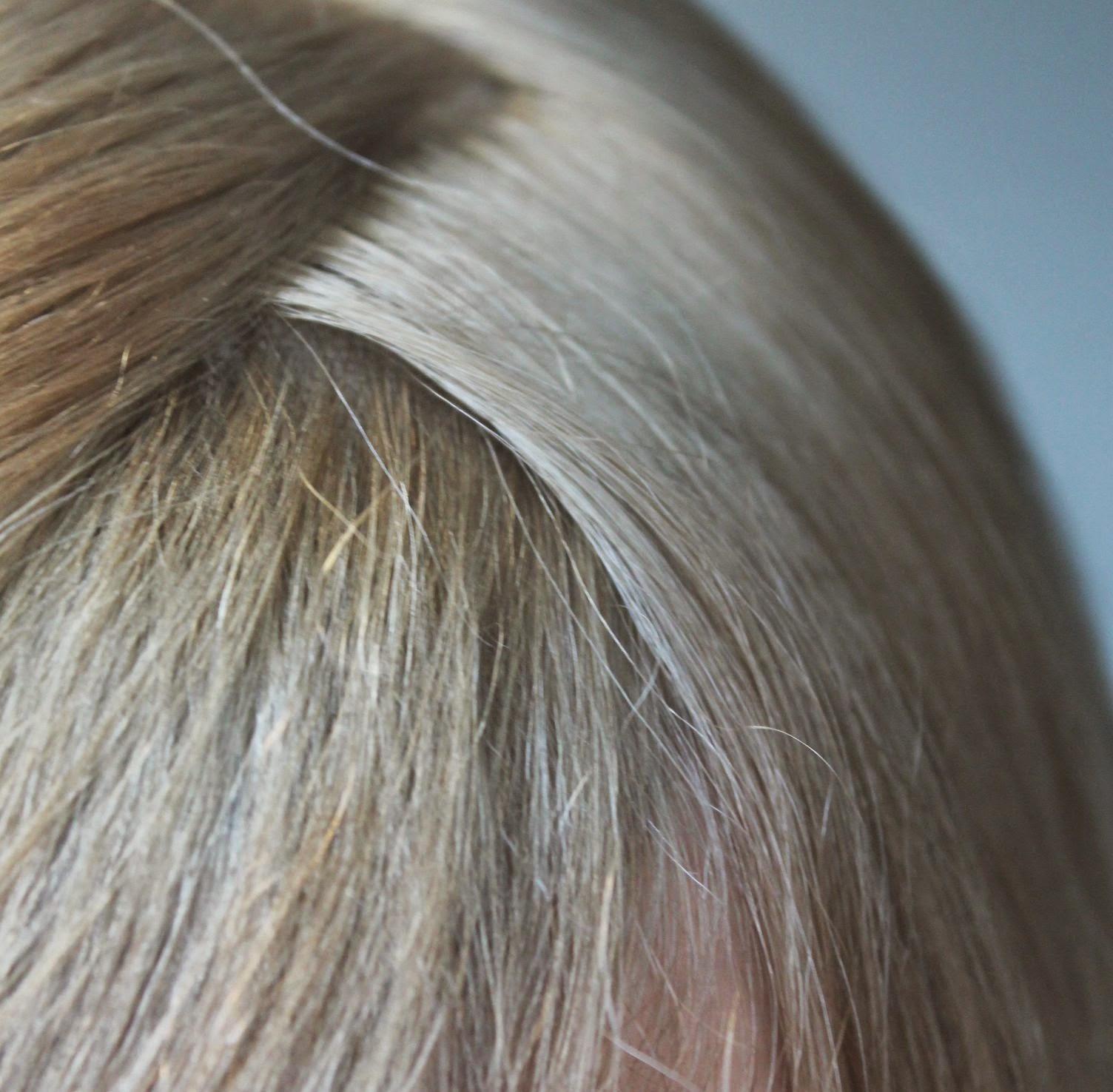 Как сделать блонд игора