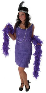 Fringe Flapper Dress $24.99
