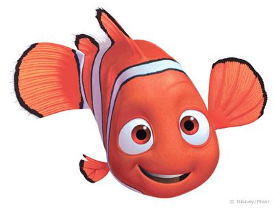 J two o february 2013 for Disney fish names