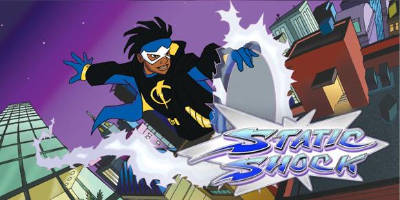 Animações da DC