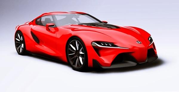 Toyota+FT-1