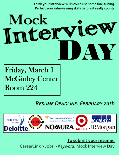 Mock interview essays