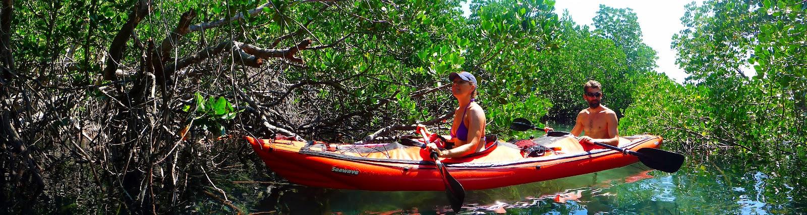 Croisière Kayak à bord de Zirbad à Komodo - www.piratesbaycroisiere.fr