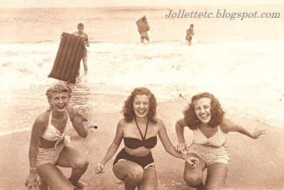 Christine Westbrook Wisehart, Betsy Ward Lumsden Gray Delcambre, Mary Davis Slade