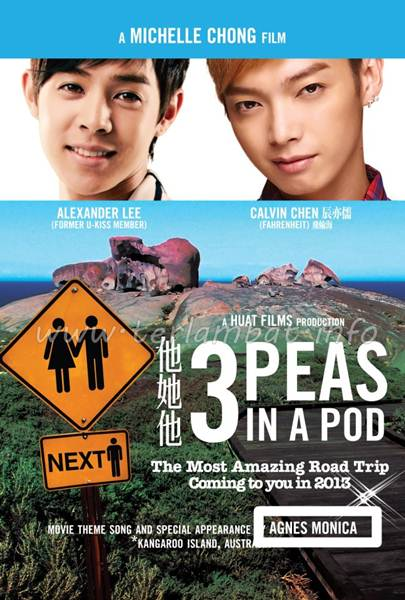 3 Peas In A Pod Agnes Monica
